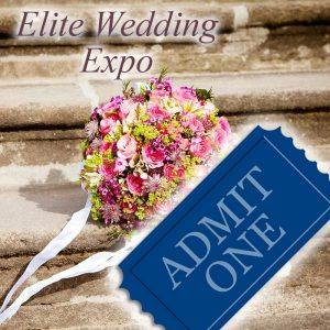 Elite Wedding Expo Booth Ticket